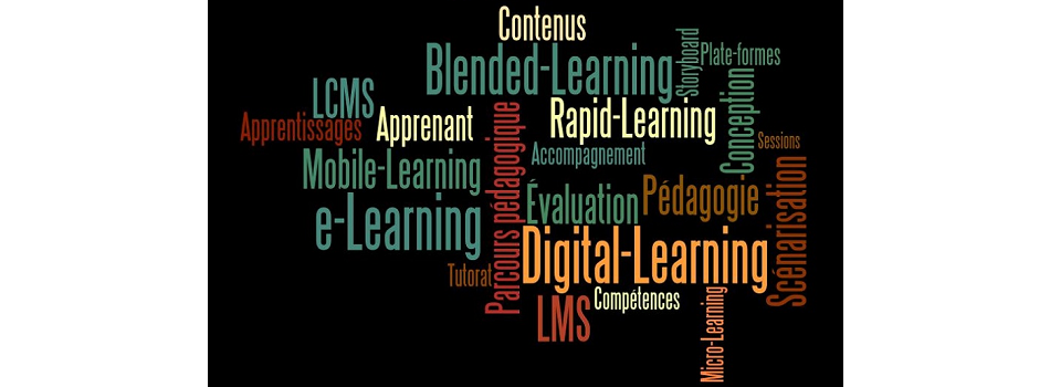 Elaboration de dispositifs de formations e-Learning / Blended-Learning / Digital Learning